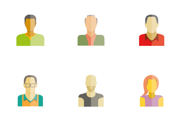 People Avatar 1 Icon Pack