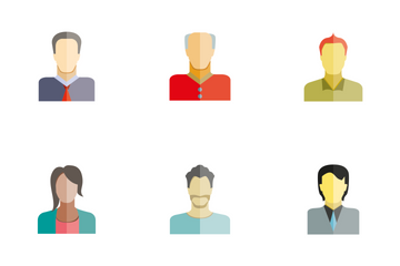 People Avatar 2 Icon Pack