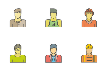 People Career 1 Icon Pack