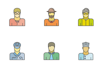 People Career 2 Icon Pack