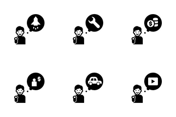 People's Dreams Icon Pack