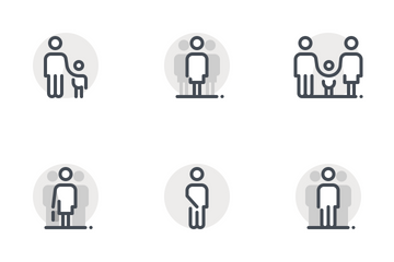 Person - App Background Icon Pack