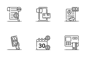 Personal Loans Icon Pack