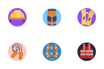 Personal Protective Equipment Icon Pack