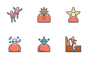 Personality Traits Icon Pack