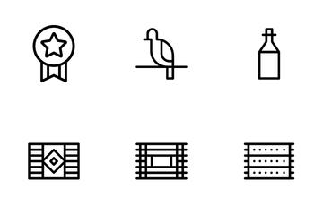 Peru Icon Pack