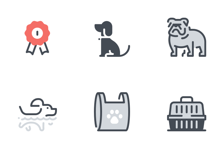 Pet Icon Pack