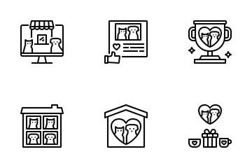 Pet Lover Society Icon Pack