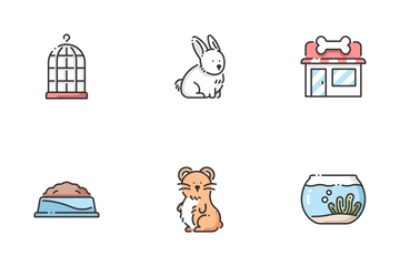 Pet Shop Icon Pack