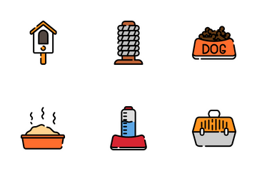Pet Tool Icon Pack