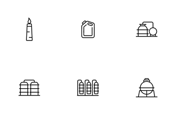 Petrochemical Icon Pack