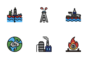 Petroleum Icon Pack