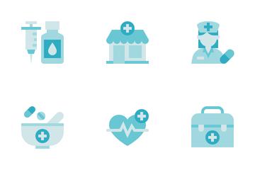 Pharmacy Icon Pack