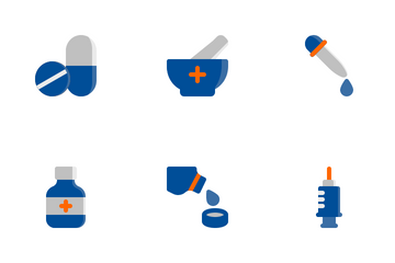 Pharmacy Icon Pack