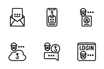 Phising Icon Pack