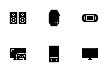 Phone And Gadget Icon Pack