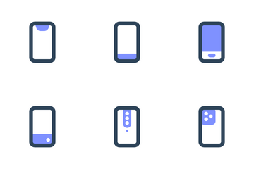 Phone Model Icon Pack
