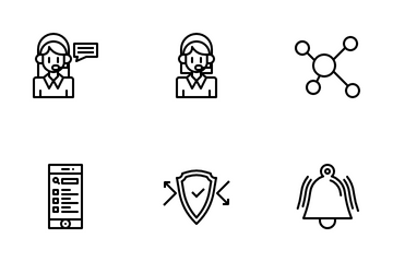 Phone Services Icon Pack