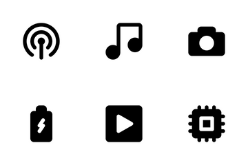Phone Specification Icon Pack