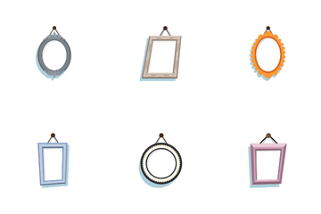 Photo Frames Icon Pack