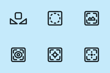 Photo & Images Icon Pack
