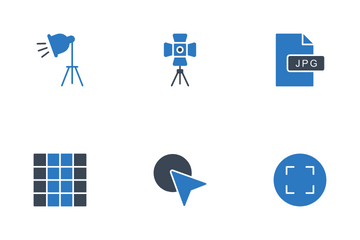 Photography Icon Pack