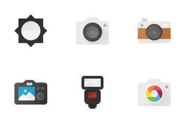 Photography & Image Icon Pack