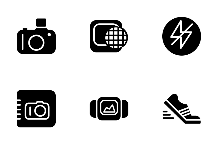 Photos Icon Pack