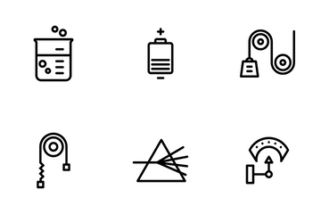 Physics Icon Pack