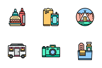 Picnic Icon Pack