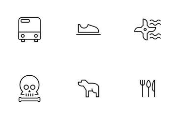 Pictogram Icon Pack