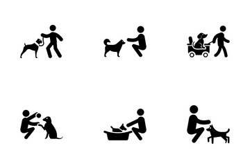 Pictograms Vector Pack 3 Icon Pack