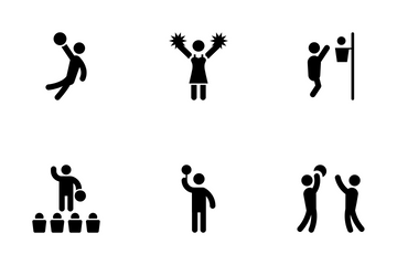 Pictograms Vector Pack 4 Icon Pack