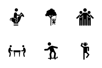 Pictograms Vector Pack 7 Icon Pack
