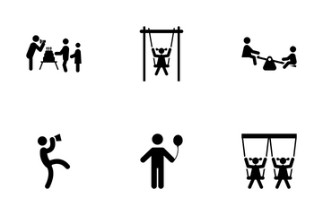 Pictograms Vector Pack 8 Icon Pack