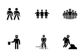 Pictograms Vector Pack 9 Icon Pack