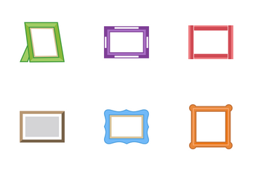 Picture Frame Icon Pack
