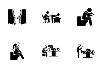 Piles Icon Pack