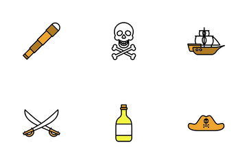 Pirate Icon Pack