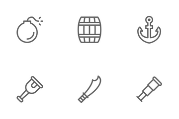 Pirates Icon Pack