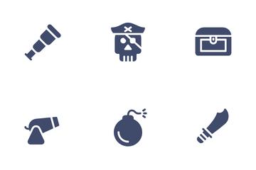 Pirates & Sailor Icon Pack