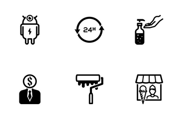 Pixa Vol.4 Icon Pack
