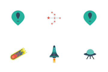 Planet Icon Pack