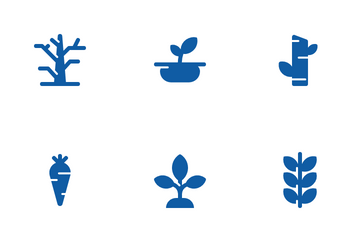 Plant Icon Pack