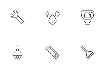 Plumber Icon Pack