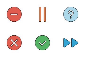 Pointers Vol 2 Icon Pack