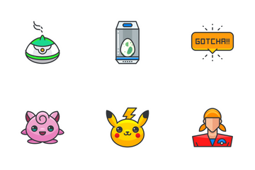 Pokemon Go  Icon Pack