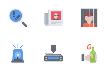Police Icon Pack
