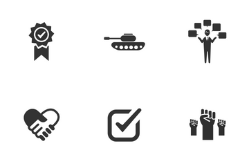 Politics Icon Pack