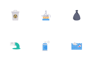 Pollution Vol 1 Icon Pack
